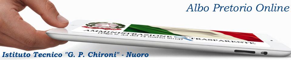 Albo Pretorio ITC Chironi - Area dedicata alla pubblicazione online dei documenti
